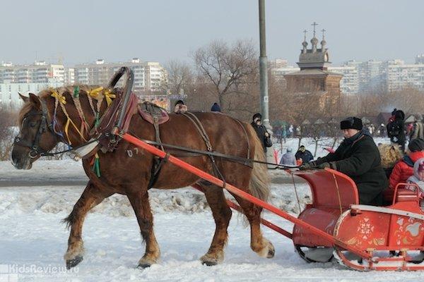 Широкая Масленица в Коломенском, гулянья и праздник для всей семьи, Москва
