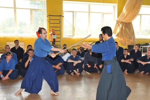 Традиционная японская школа фехтования для детей и родителей в Красносельском районе, Москва