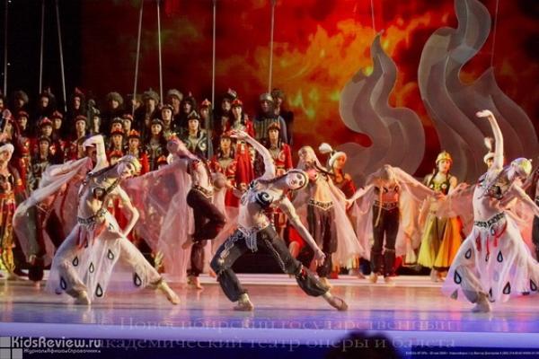 """""""Князь Игорь"""", опера в Театре оперы и балета, Новосибирск"""