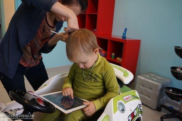 Детская парикмахерская и детский ногтевой сервис, формирование стиля для подростков - студия имиджа Barber 0+, Москва