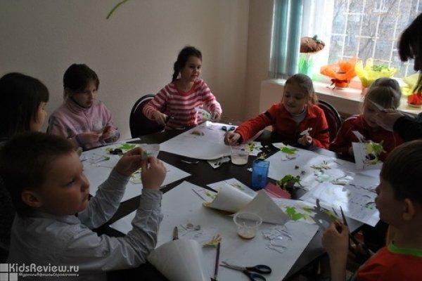 Золотой гранат, творческая студия, мастер-классы для детей в Перми