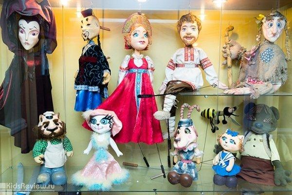 """""""Мастерская кукольника"""", экскурсия и мастер-класс для детей от 6 лет в театре кукол """"Арлекин"""", Омск"""