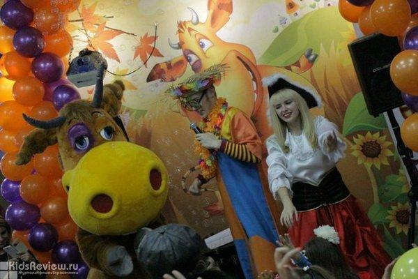 """""""Каникулы в Крейзи Парке"""", развлекательная программа для детей от 6 до 14 лет в Crazy Park, Челябинск"""