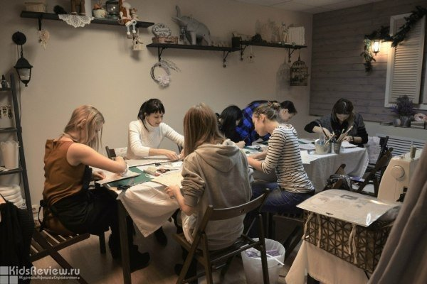 Art-class Veranda, творческая мастерская в ФМР, детские мастер-классы, Краснодар