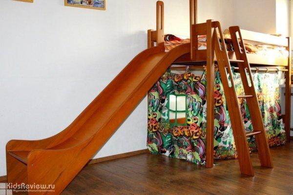 Детские кровати на заказ в Волгограде