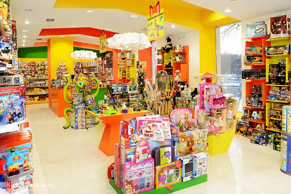 """""""Маленький гений"""", магазин игр и игрушек для детей от 1 до 14 лет на Ленинском проспекте, Москва"""