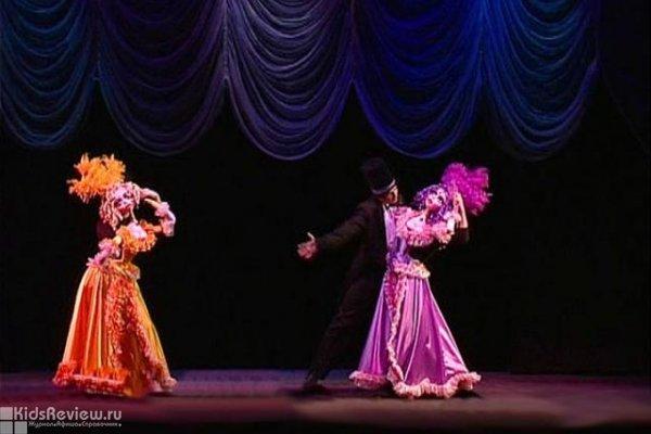 """""""Мир, в котором мы живем..."""", концертная программа в Кукольном театре, Новосибирск"""