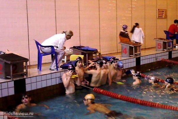 """""""Дельфин"""", спортивный клуб, бассейн для детей, Владивосток"""