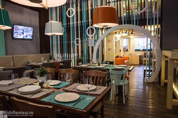 Belochka, семейный ресторан с детской комнатой, Челябинск