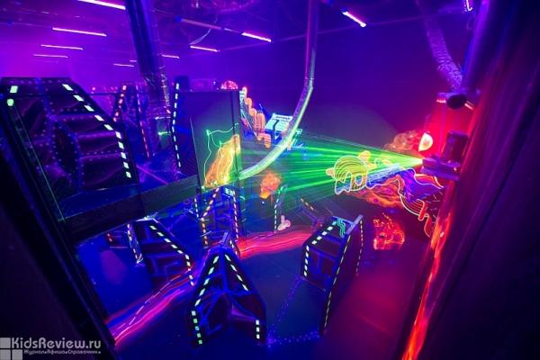 Cosmozar на Домодедовской, спортивно-развлекательный центр, лазертаг для детей от 6 лет и взрослых, Москва