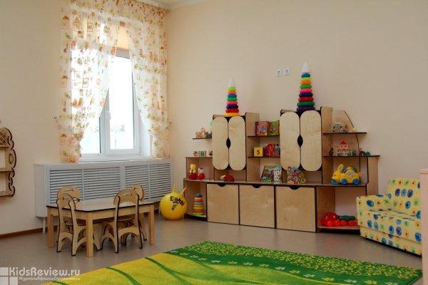 """""""Антошка"""", частный детский сад, детский клуб в Кировском районе, Самара"""
