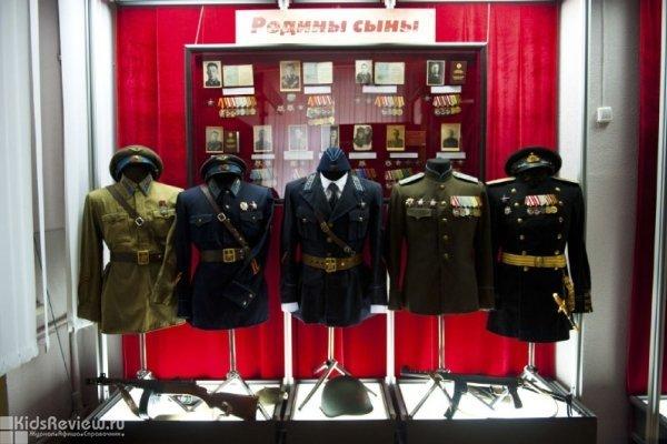 """""""Небо войны"""", выставка в Музее города Новосибирска"""