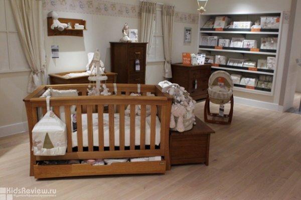 """Mamas & Papas, магазин товаров для будущих мам и новорожденных в ТРЦ """"Мега Химки"""", Москва"""