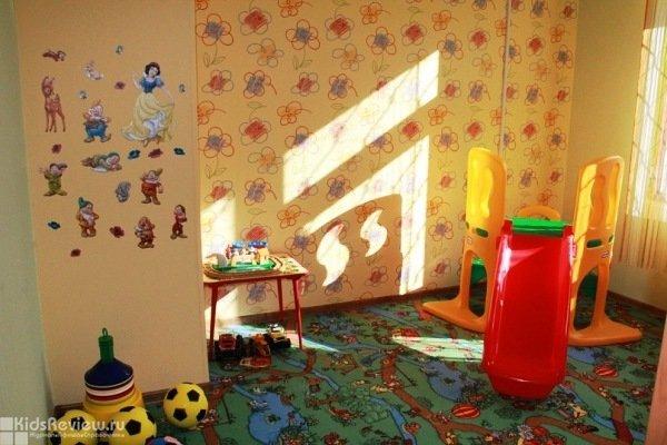 """""""ЯСАМ"""", детский клуб, развивающие занятия для детей от 9 месяцев на Вернадского, Москва"""