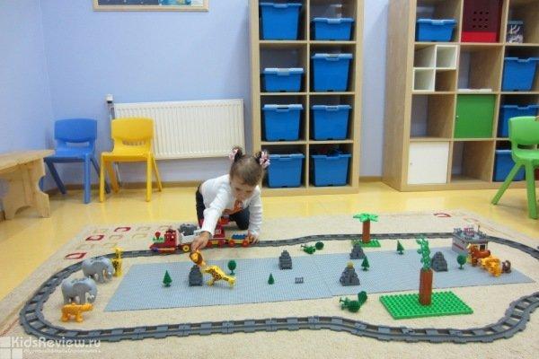 """""""Крошка Ру"""", группа неполного дня для детей от 3 до 7 лет, центр раннего развития в Обручевском районе, Москва"""