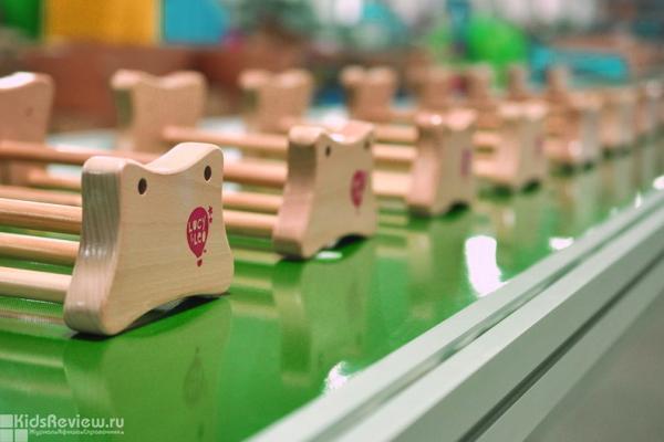 """""""Мир деревянных игрушек"""", магазин игрушек для детей на шоссе Энтузиастов, Москва"""