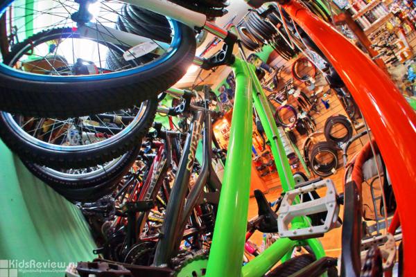 Go-Ride, магазин велосипедов и аксессуаров, прокат велосипедов, коньков и лыж в Королёве, Московская область