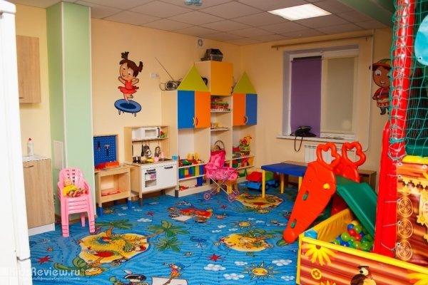 """""""Детский дворик"""", детский клуб, мини-сад, игровая комната, отметить день рождения ребенка в Центральном округе, Омск"""