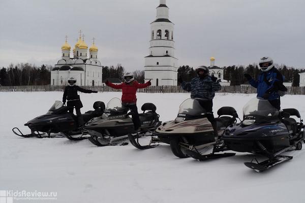 """""""Снегоходия.рф"""", прокат снегоходов, организация катаний на снегоходах в Москве"""