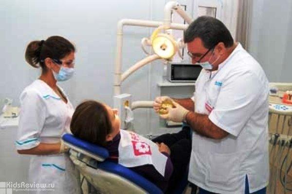 """""""Все свои"""", взрослая и детская стоматология, лечение кариеса на Таганской, Москва"""