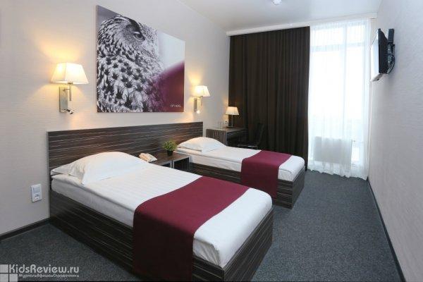 """City Hotel Sova, """"Сити Отель Сова"""", трехвездочная гостиница в Советском районе, Нижний Новгород"""