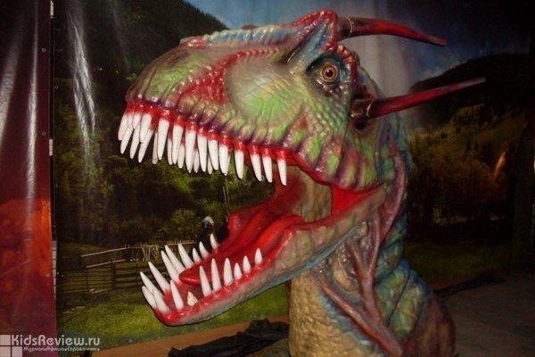 """""""Драконы. Движущиеся гиганты"""", интерактивная выставка в Музее Алабина, Самара"""