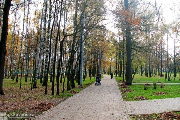 """""""Северные Дубки"""", парк в САО, Москва"""