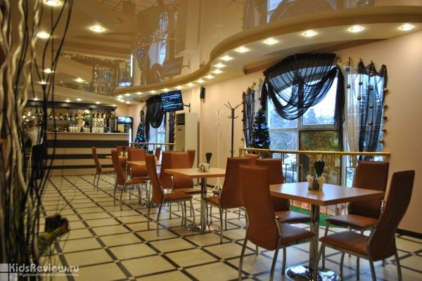 Кофейня-пиццерия Самарского булочно-кондитерского комбината, Самара