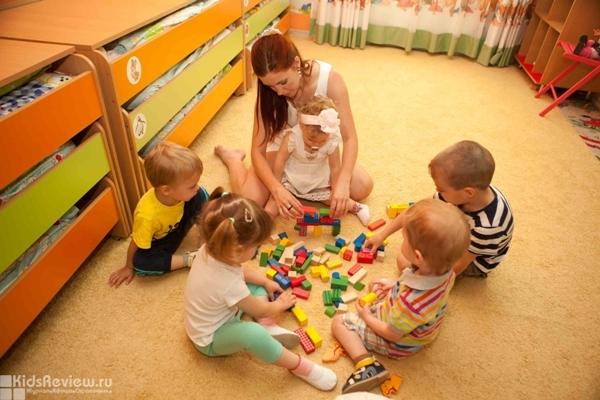 """""""Жу-жа"""", частный детский сад в ЮМР, Краснодар"""