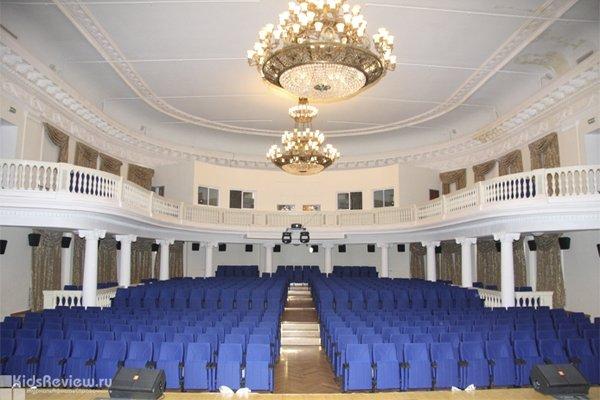 """""""МУМ Холл"""", театрально-концертный зал Международного университета в Москве"""