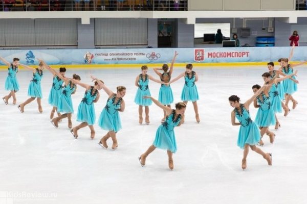 СДЮСШОР по ледовым видам спорта в Нижнем Новгороде