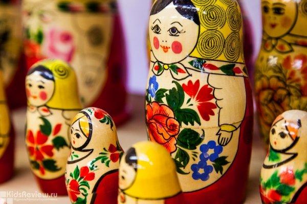 """""""Матрешка live"""", пикник для всей семьи в Музее декоративно-прикладного и народного искусства, Москва"""