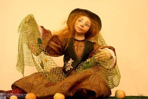 Выставка авторских и коллекционных кукол в Ростовской галерее кукол, Ростов-на-Дону
