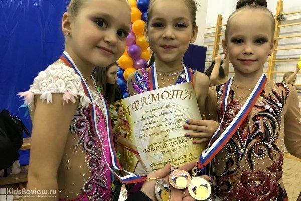 FitnessDeti, школа художественной гимнастики и спортивной акробатики в Марьиной Роще, Москва