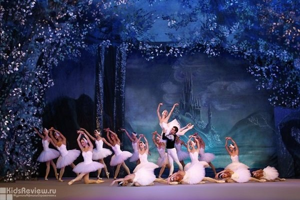 """""""Лебединое озеро"""", балет в Нижегородском театре оперы и балета им. А.С. Пушкина"""