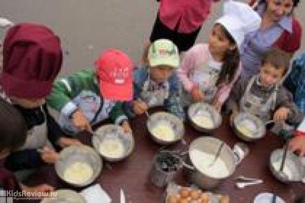 """Кулинарный мастер-класс для детей 6-16 лет на Таганской от """"Джуниор Шеф"""""""