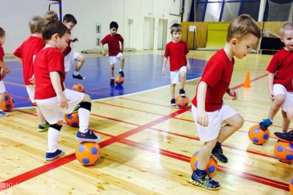 """""""Азбука футбола"""", футбольная школа для детей от 3 до 8 лет на Алексеевской, Москва"""