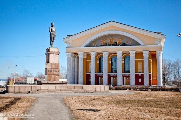 Музыкальный театр республики Карелия в Петрозаводске