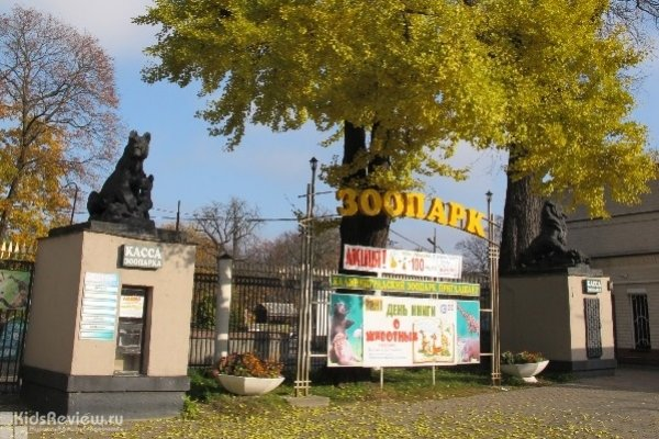 Концерт группы Happy Dudes в Калининградском зоопарке на проспекте Мира, Калининград