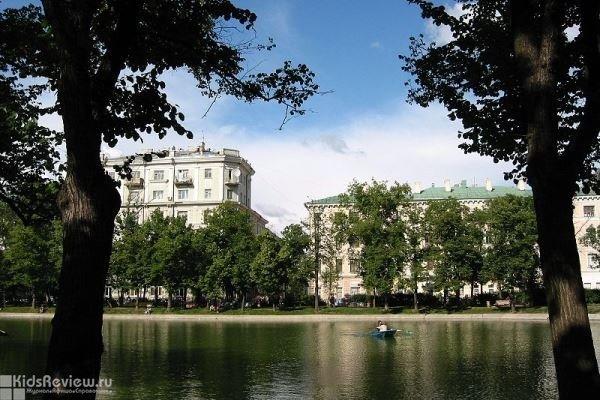 Библиотека им. Ф.М. Достоевского на Чистопрудном бульваре, Москва