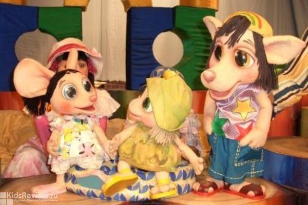 """""""Теремок"""", спектакль для детей от 3 лет в Самарском театре кукол, Самара"""