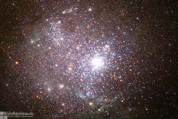 """""""Под звездным небом планетария"""", программа для детей от 10 лет в Пермском планетарии"""