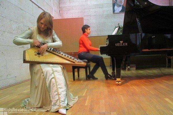 Детская музыкальная школа имени Н.Н. Калинина в Капотне, Москва