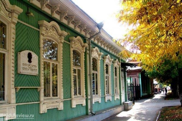 Мемориальный дом-музей Мажита Гафури, Уфа