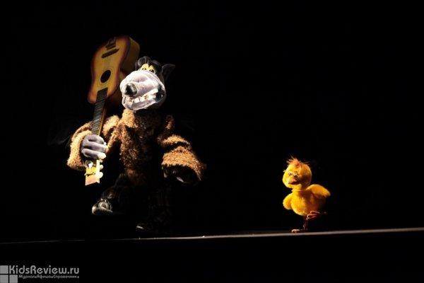 """""""Золотой цыпленок"""", музыкальный спектакль для детей старше 4 лет"""