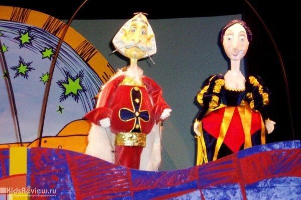 """""""Любовь к одному апельсину"""", спектакль для детей от 6 лет в Самарском театре кукол, Самара"""