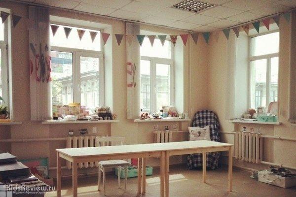 """""""Болтушка Саша"""", магазин товаров для творчества, мастер-классы для детей и взрослых, Владивосток"""