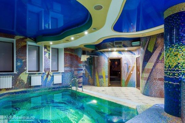 """""""Сосновый бор"""", парк-отель в ЦПКиО, Новосибирск"""