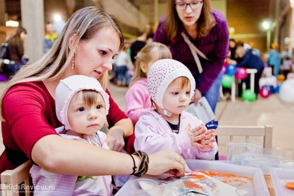 День матери, детский праздник в Хабаровском краевом музее им. Гродекова, Хабаровск