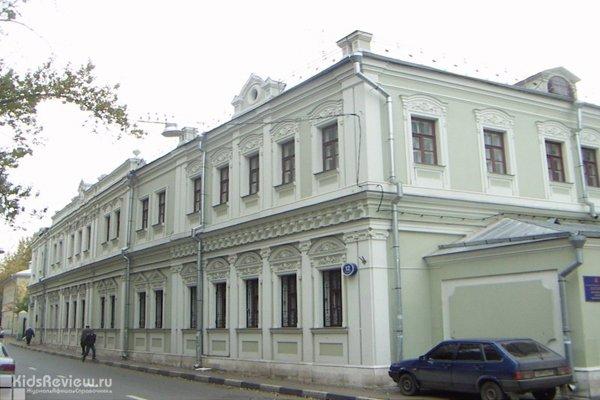 Московский музей образования в Вишняковском переулке